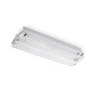 LED21 Nouzové LED svítidlo Head Emergency Exit Light 4W 3h WW7201